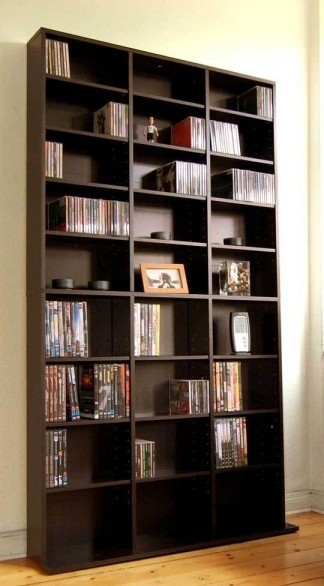cd dvd regal schrank vitrine wandregal in kreuzlingen kaufen bei. Black Bedroom Furniture Sets. Home Design Ideas
