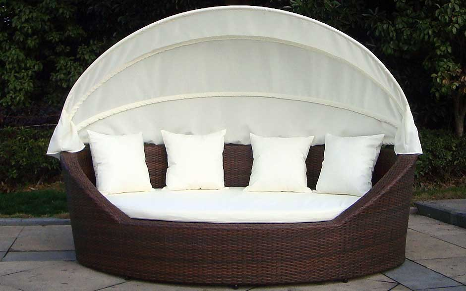 Rattan Lounge Grau Insel With Sonneninsel Gnstig